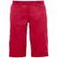 VAUDE Tremalzo Rain Shorts Men indian red